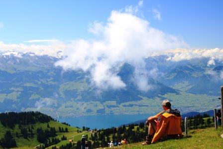 Отдых в Швейцарии недорого фото