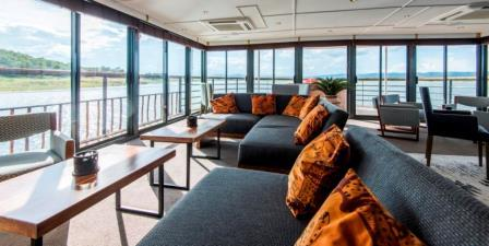 salon RV African Dream Zambeze CroisiEuropeAlexandre Sattler